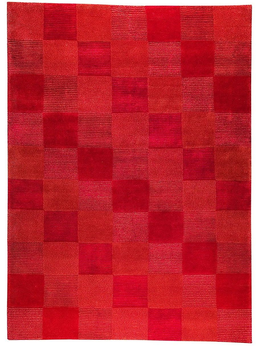 ma trading check contemporary area rug collection