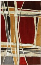 Mohawk Contemporary New Wave Area Rug Collection