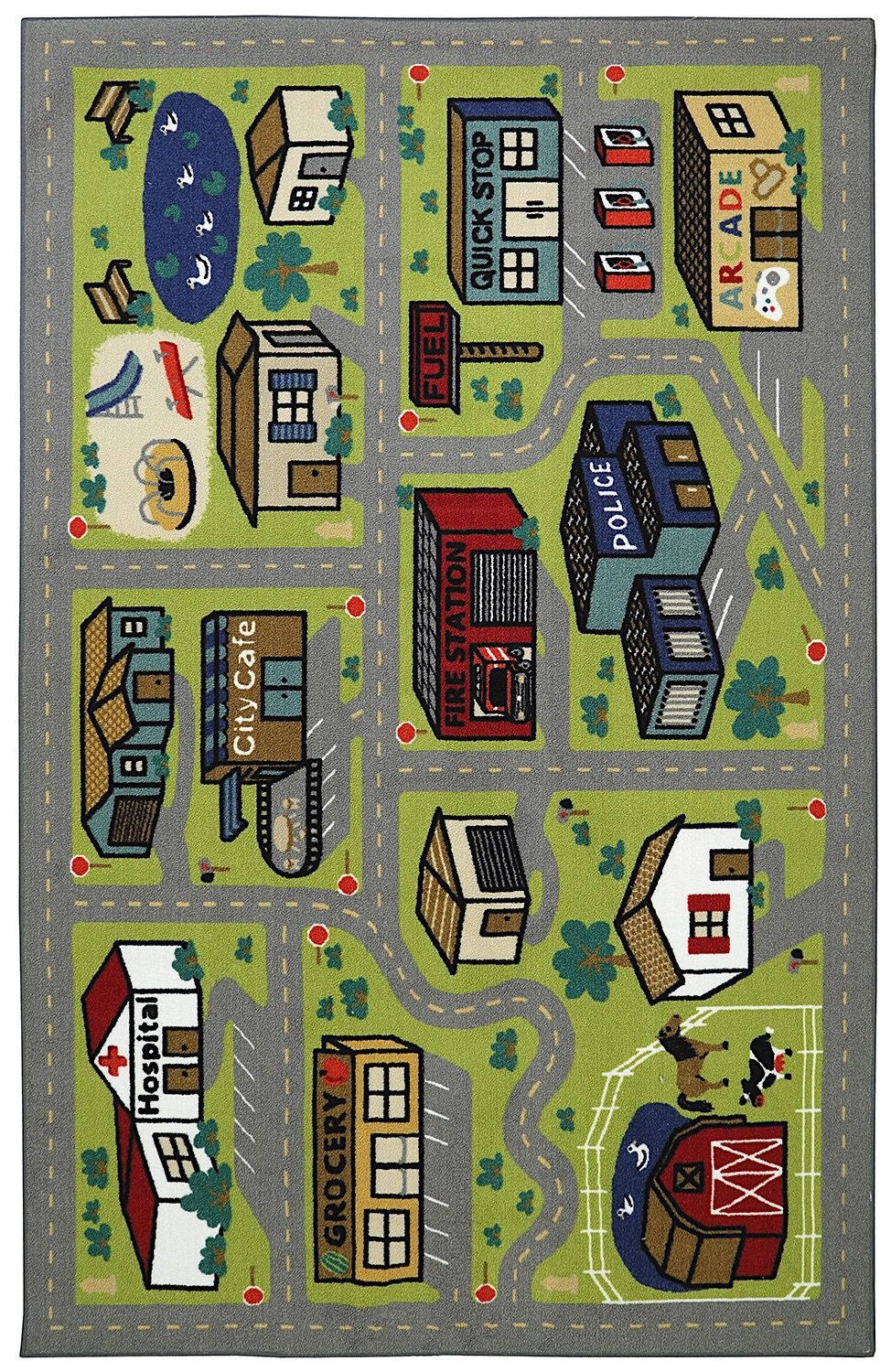 mohawk soho kids area rug collection