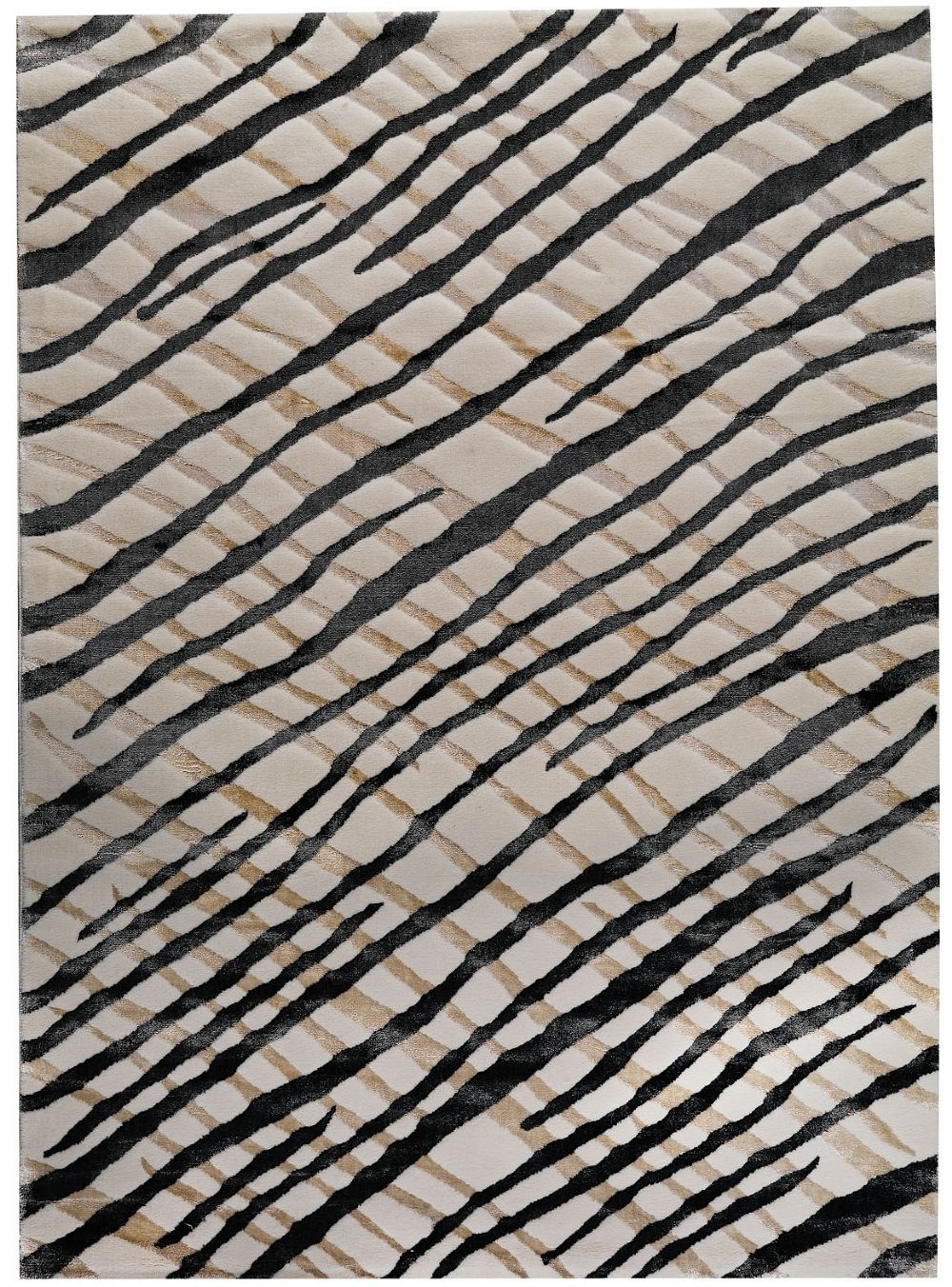 ma trading stripes contemporary area rug collection