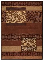 MA Trading Contemporary Crest Area Rug Collection