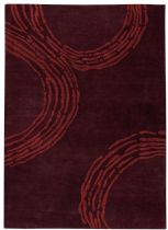 MA Trading Contemporary Raven Area Rug Collection