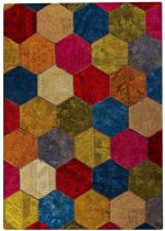 MA Trading Contemporary Diamond Area Rug Collection