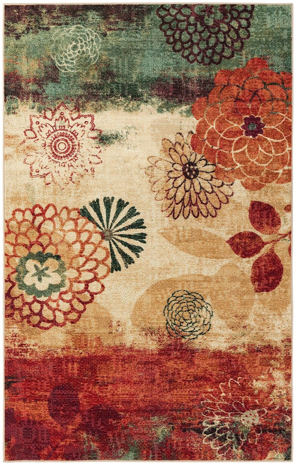 mohawk strata contemporary area rug collection