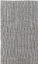 PlushMarket Solid/Striped Kootento Area Rug Collection