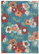 Waverly Country & Floral WAV01-Sun & Shade Area Rug Collection