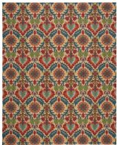Waverly Country & Floral WAV03-Global Awakeng Area Rug Collection