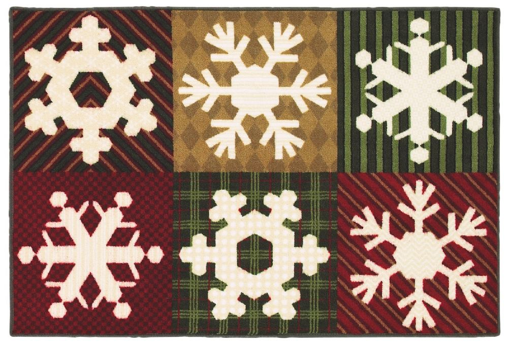 shaw holiday novelty area rug collection