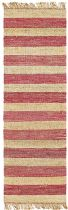 PlushMarket Solid/Striped Asteomrora Area Rug Collection