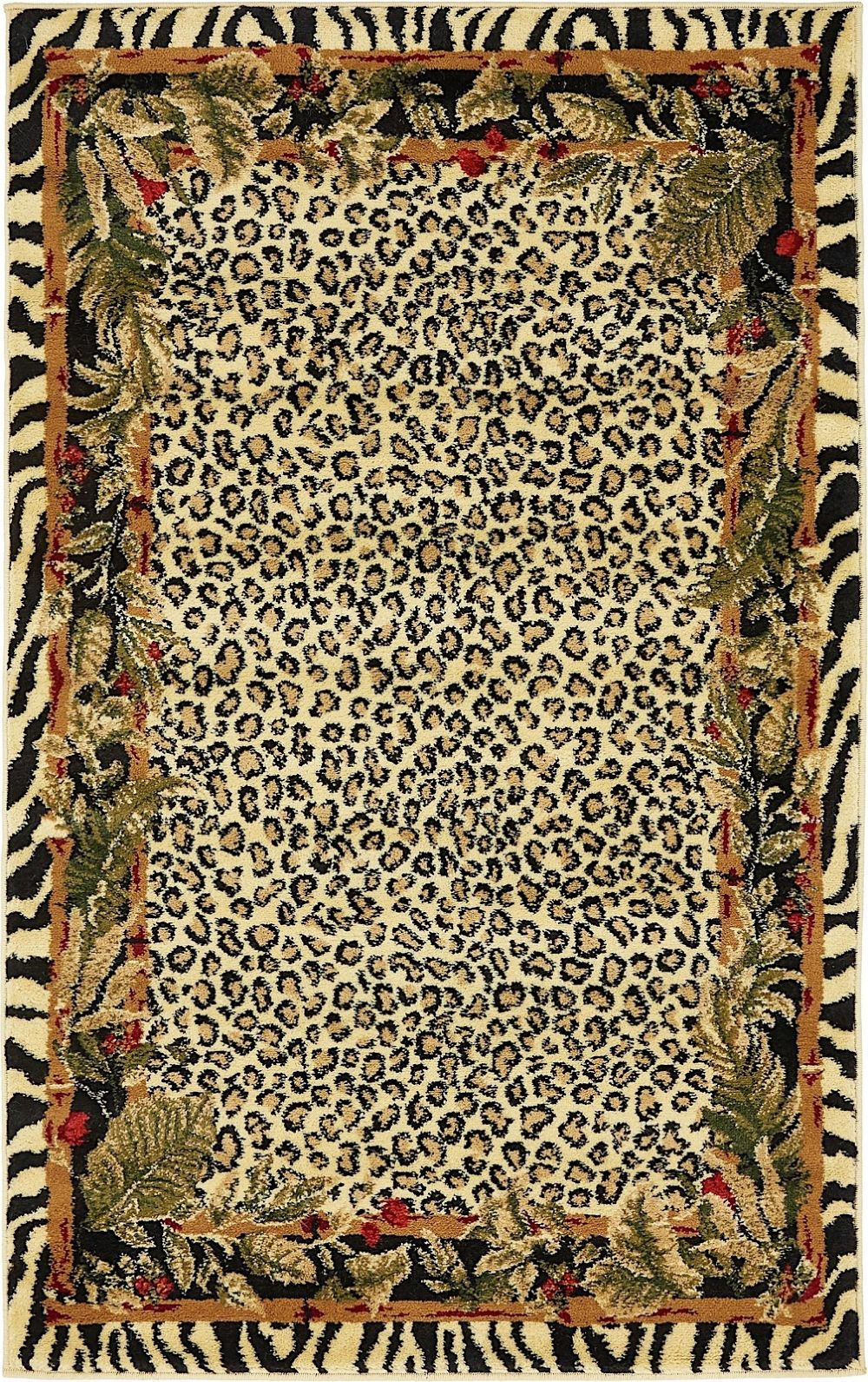 unique loom wildlife animal inspirations area rug collection