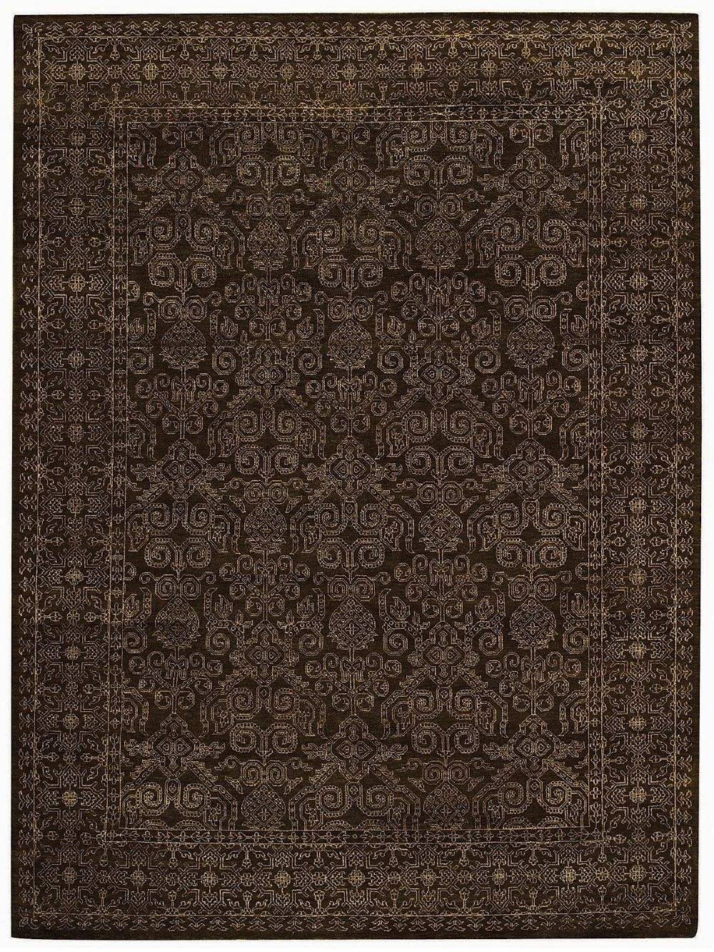 capel tonal trace transitional area rug collection