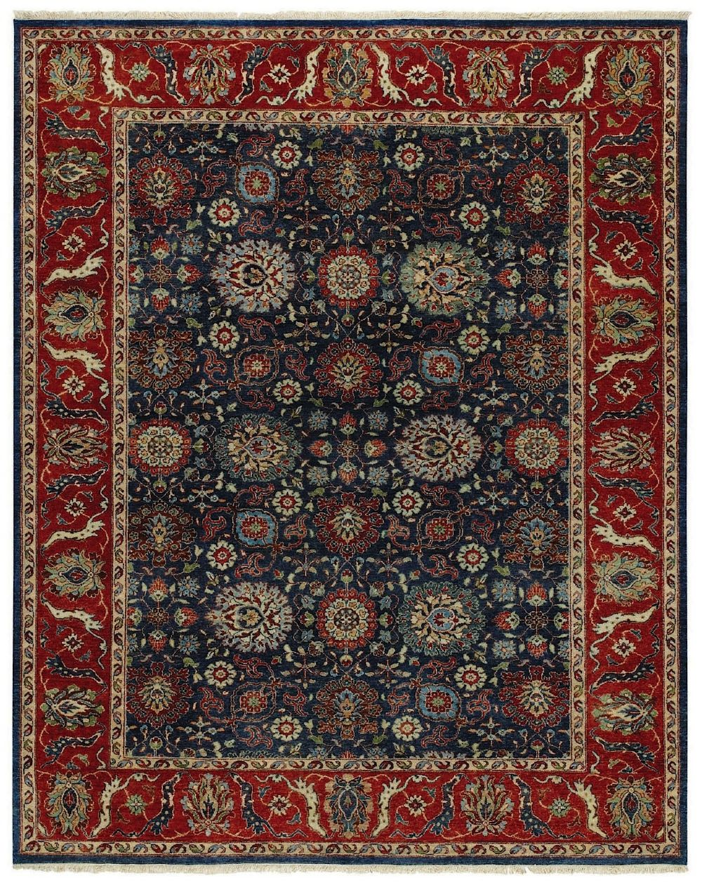 capel constantinople-bidjar traditional area rug collection