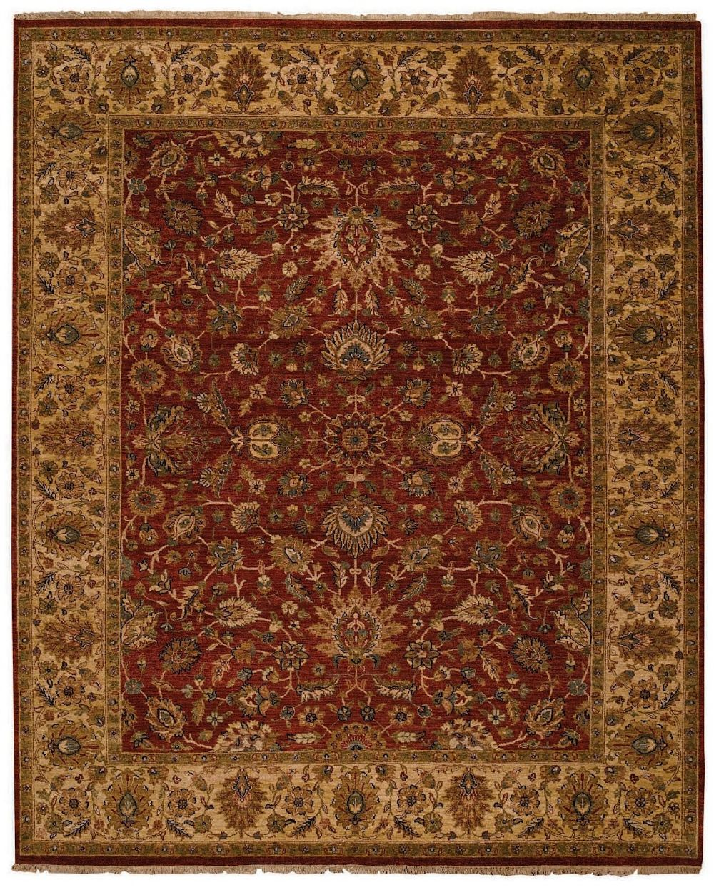 capel boca park-tabriz traditional area rug collection