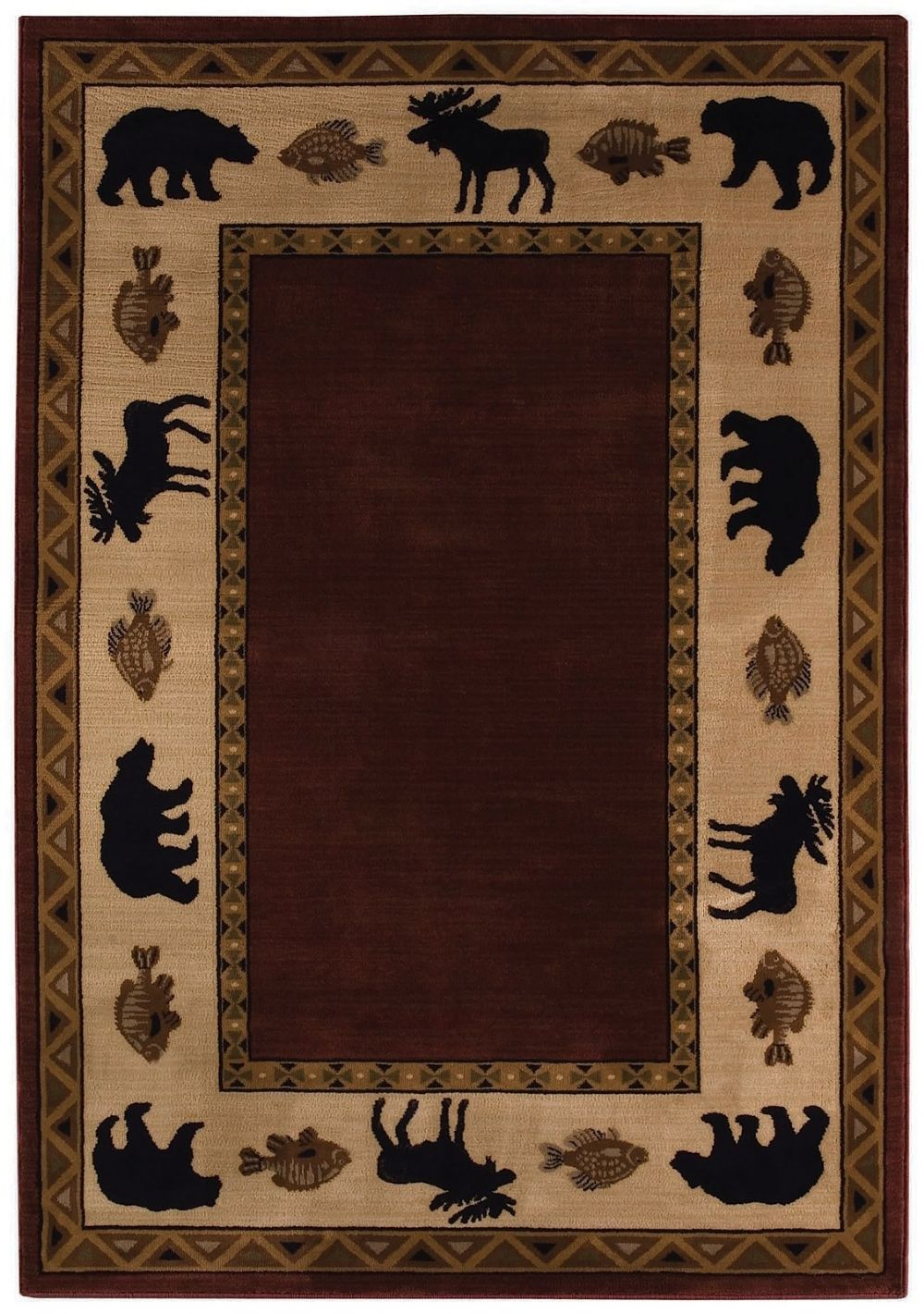 capel cottage grove contemporary area rug collection