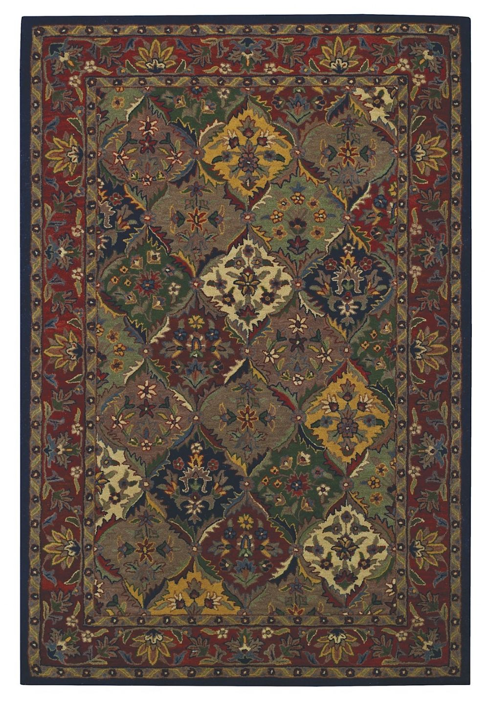 capel kingship transitional area rug collection