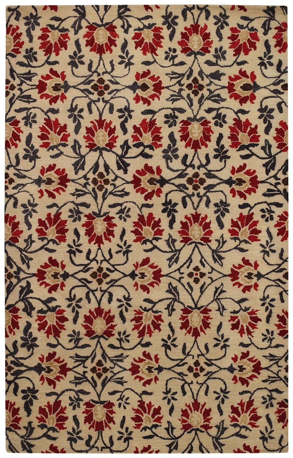 capel rosana transitional area rug collection