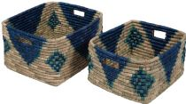 Surya Braided Ferry (2 Piece Set) home accent Collection