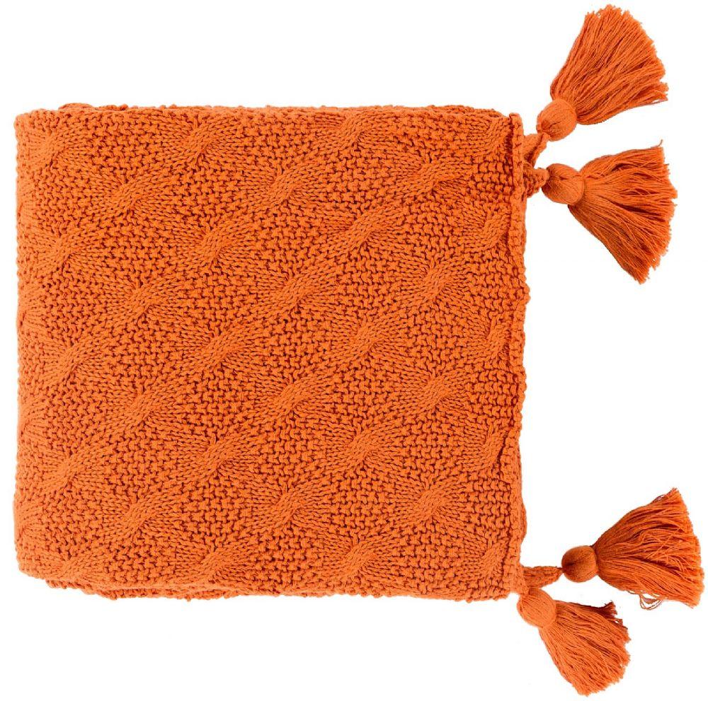 surya india natural fiber throw collection