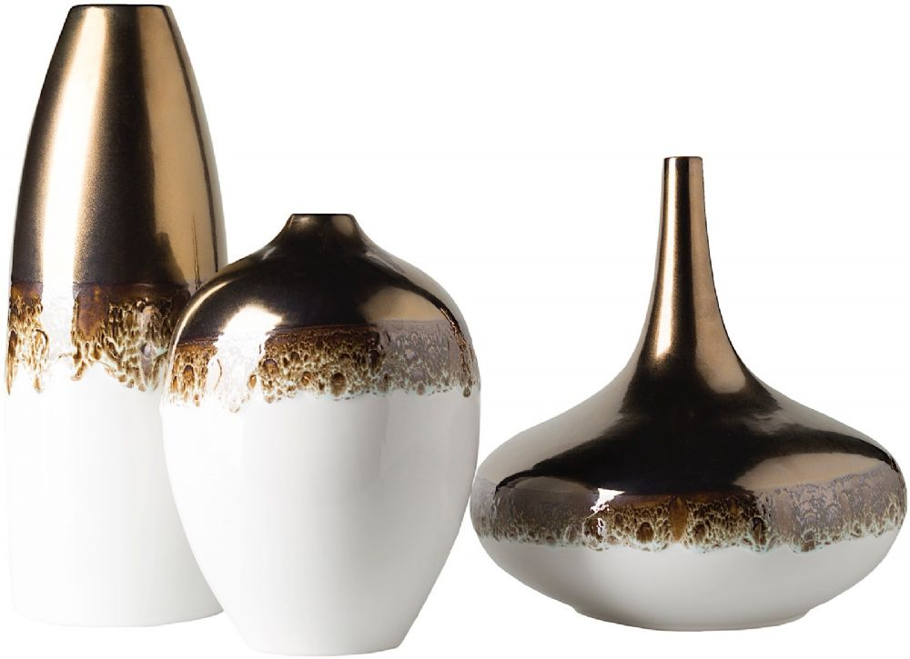surya ingram (3 piece set) contemporary home accent collection