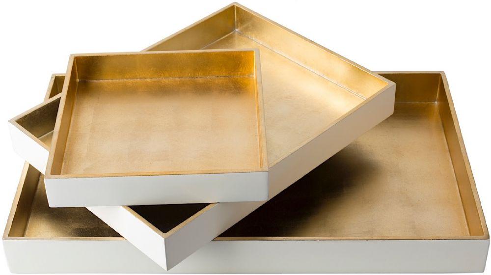 surya kalista (3 piece set) contemporary home accent collection