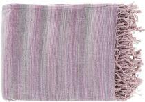 Surya Solid/Striped Tanga throw Collection