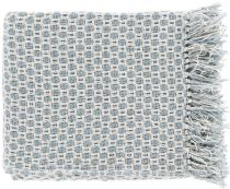 Surya Contemporary Trestle throw Collection