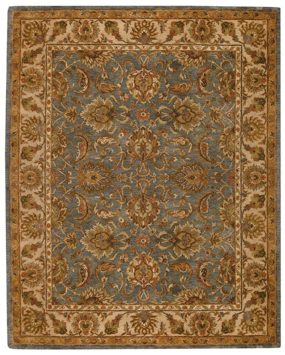 capel monticello-mahal traditional area rug collection
