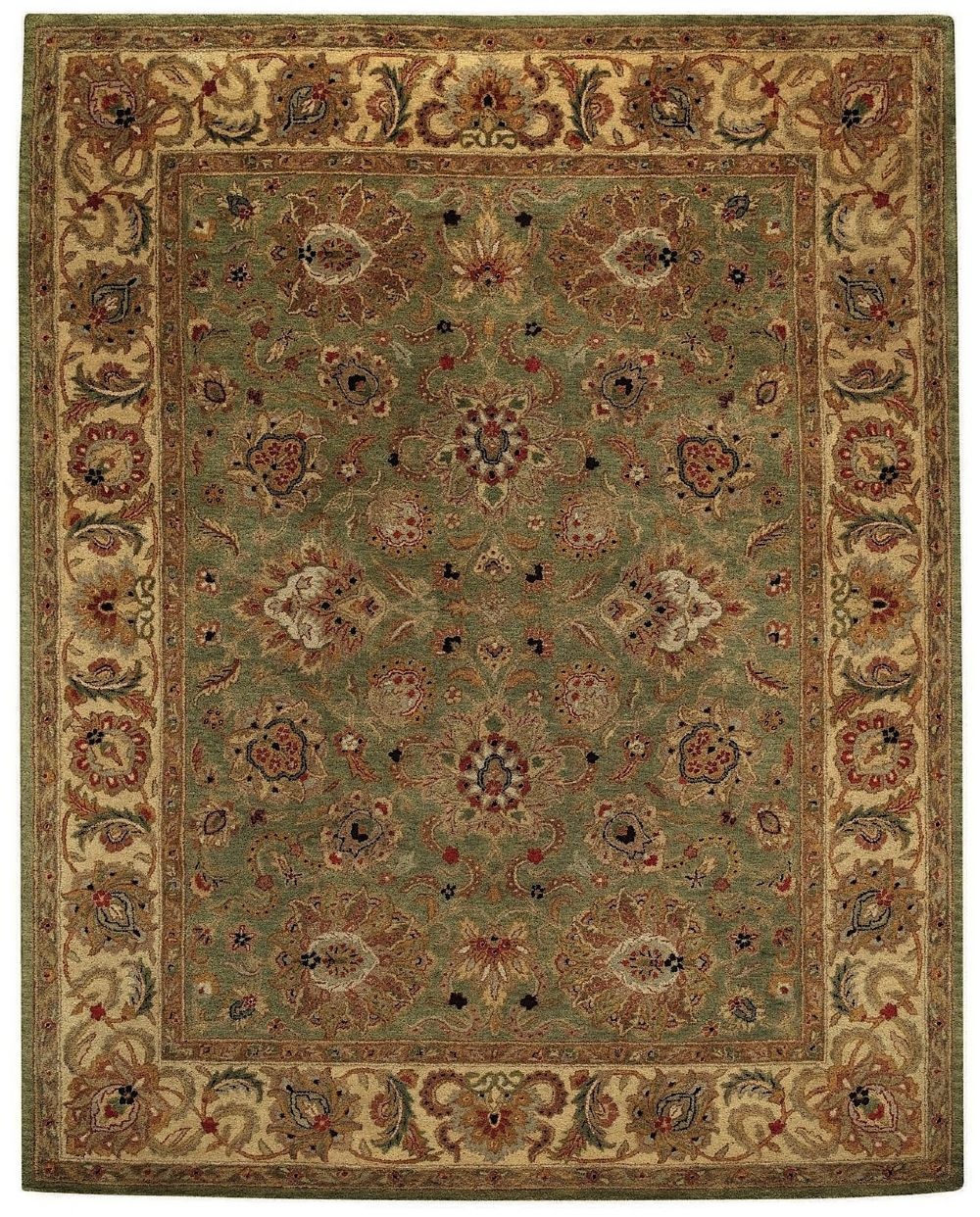 capel monticello-agra traditional area rug collection
