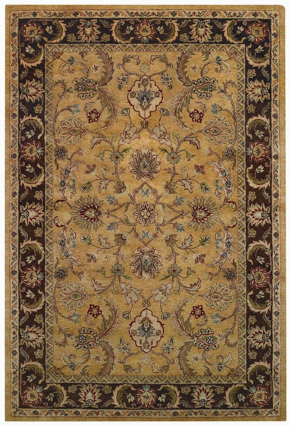capel monticello-persian transitional area rug collection