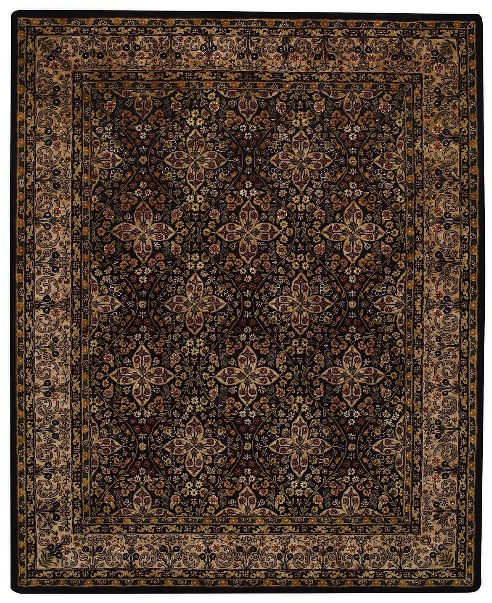 capel piedmont-agra transitional area rug collection