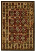 Rectangle rug, Machine Made rug, Southwestern/Lodge, Laud-Adobe, Capel rug