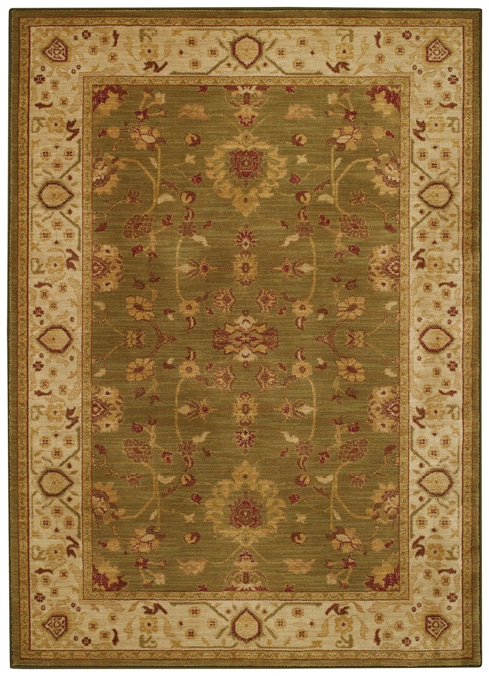 capel laud-emblem traditional area rug collection