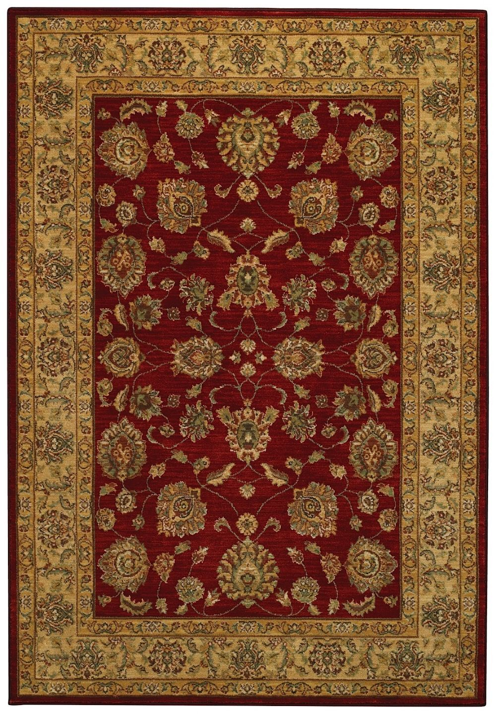 capel laud-palmette traditional area rug collection