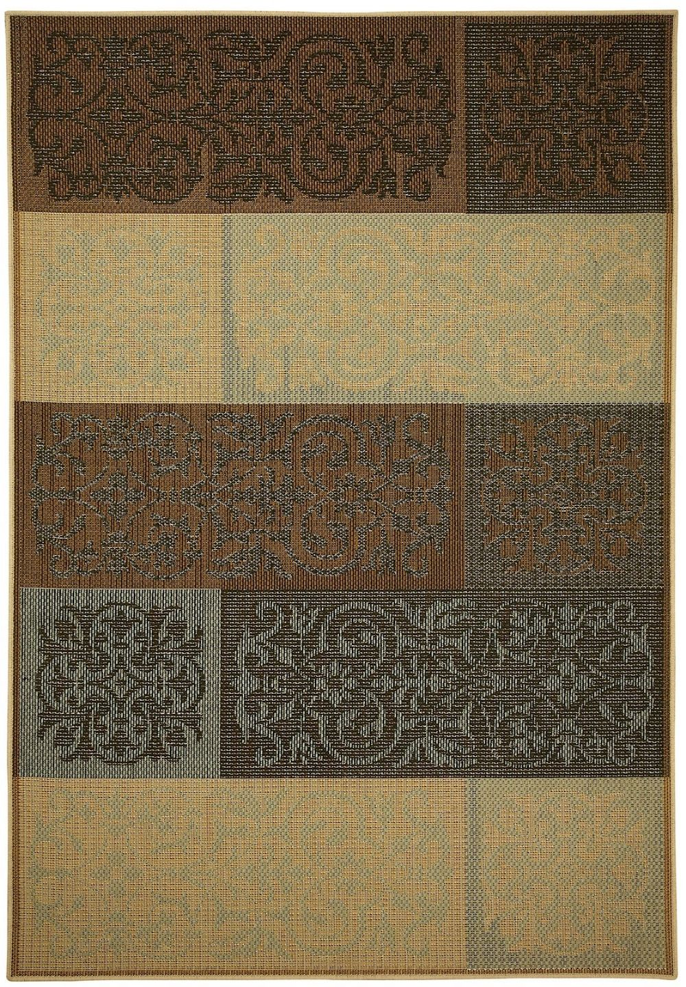 capel portia-patchwork contemporary area rug collection