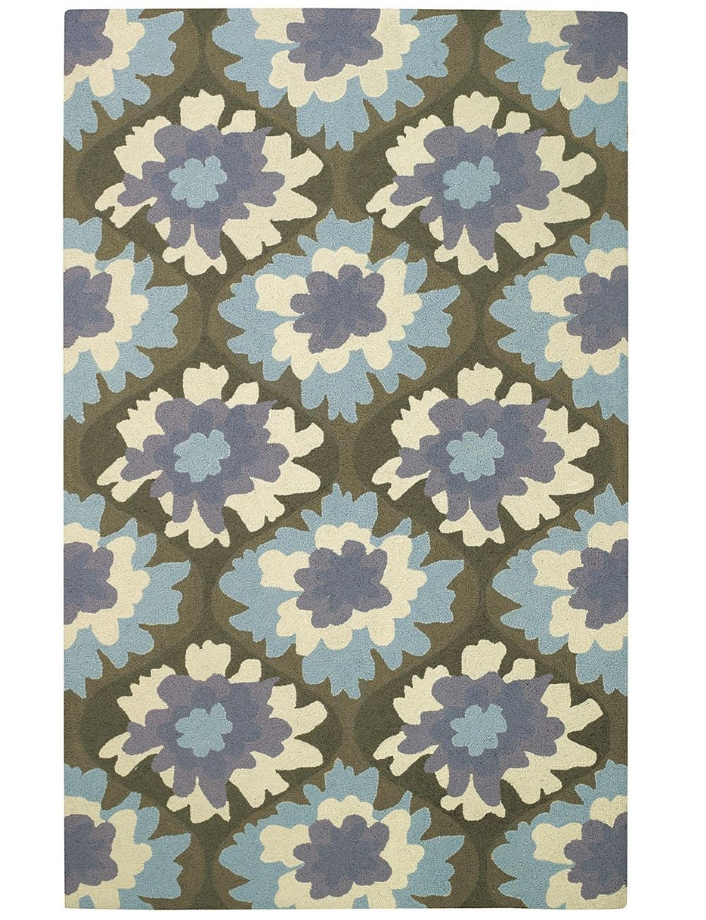 capel intrique-bloom contemporary area rug collection