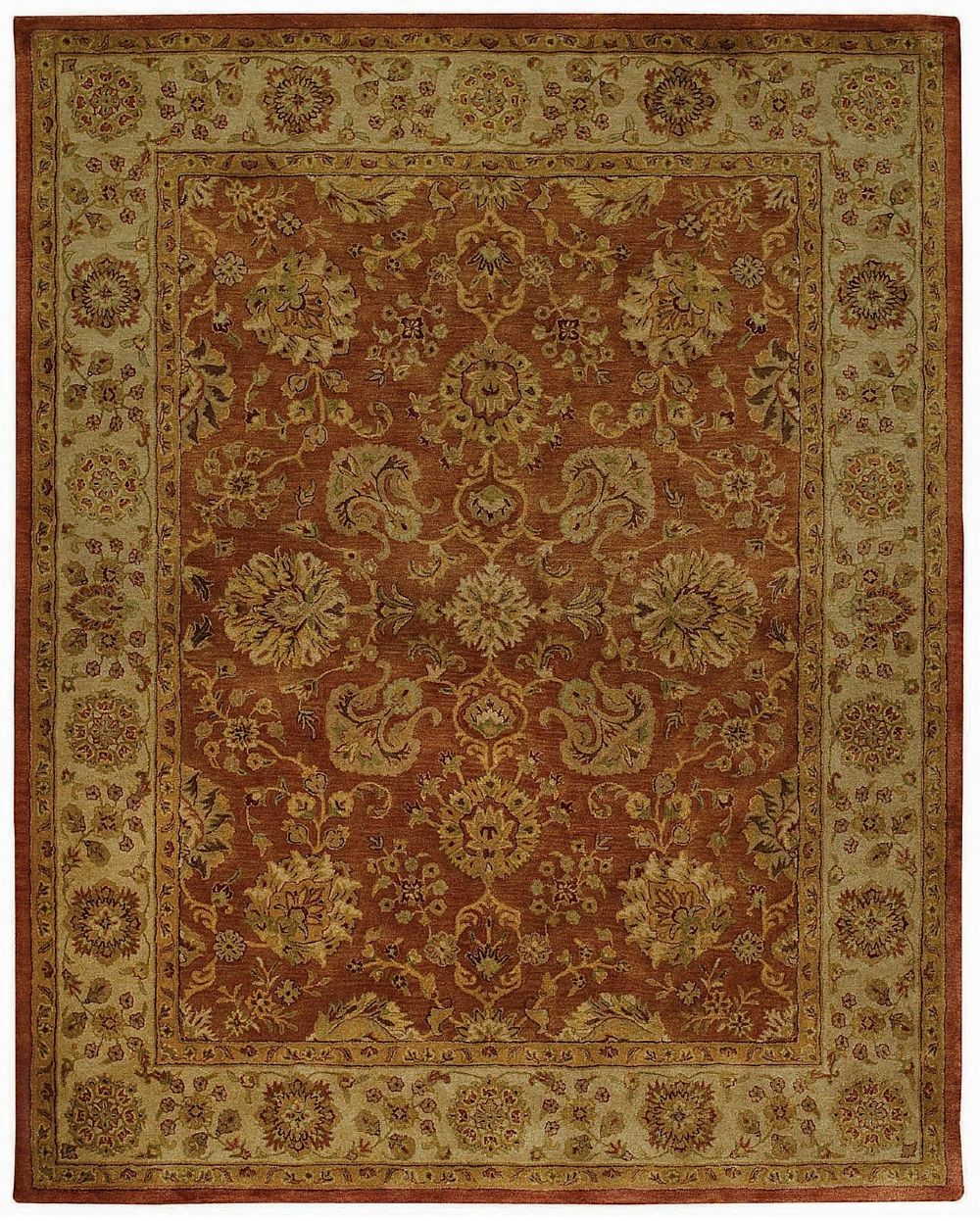 capel orinda-ushak traditional area rug collection
