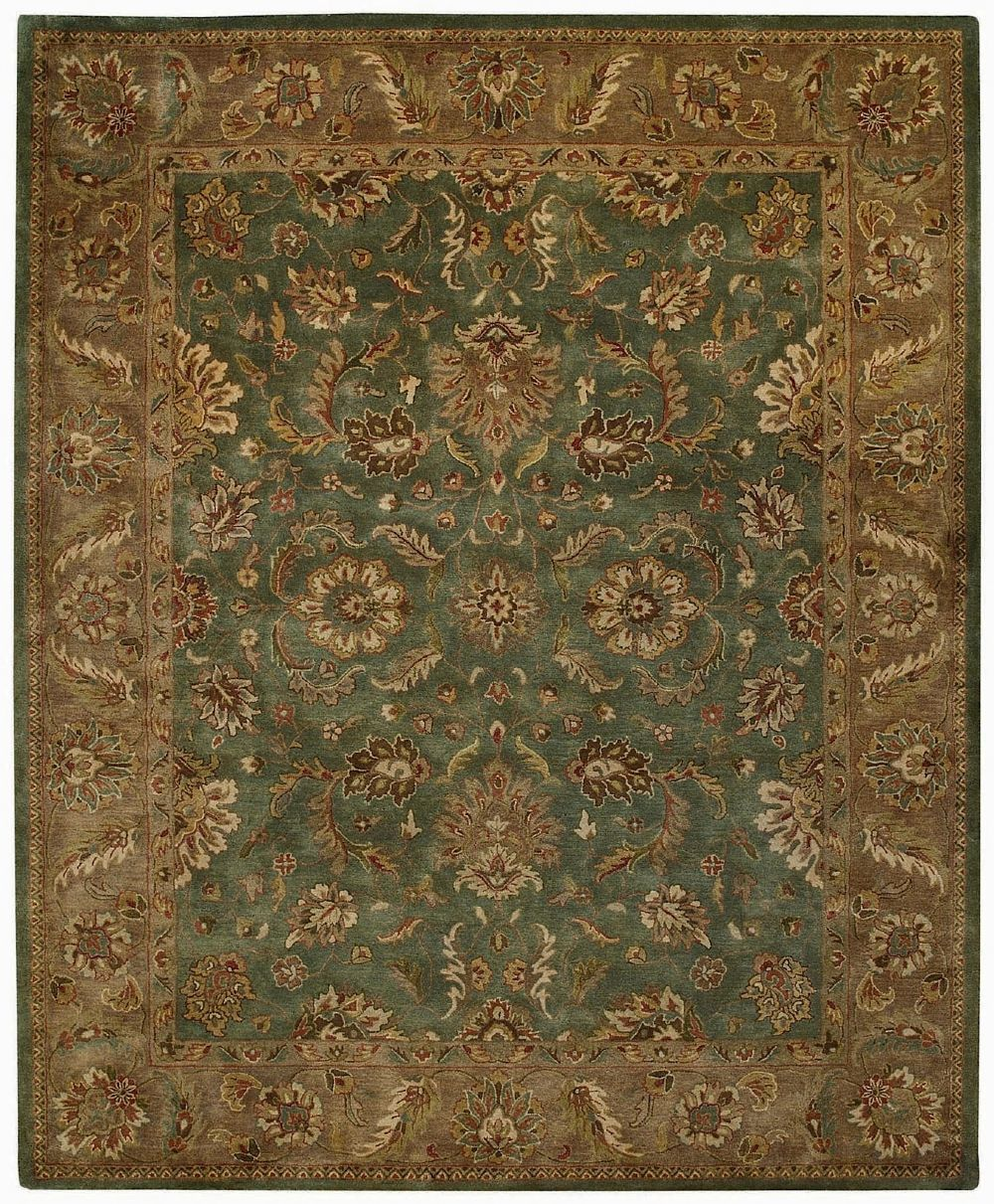 capel orinda-palmette traditional area rug collection