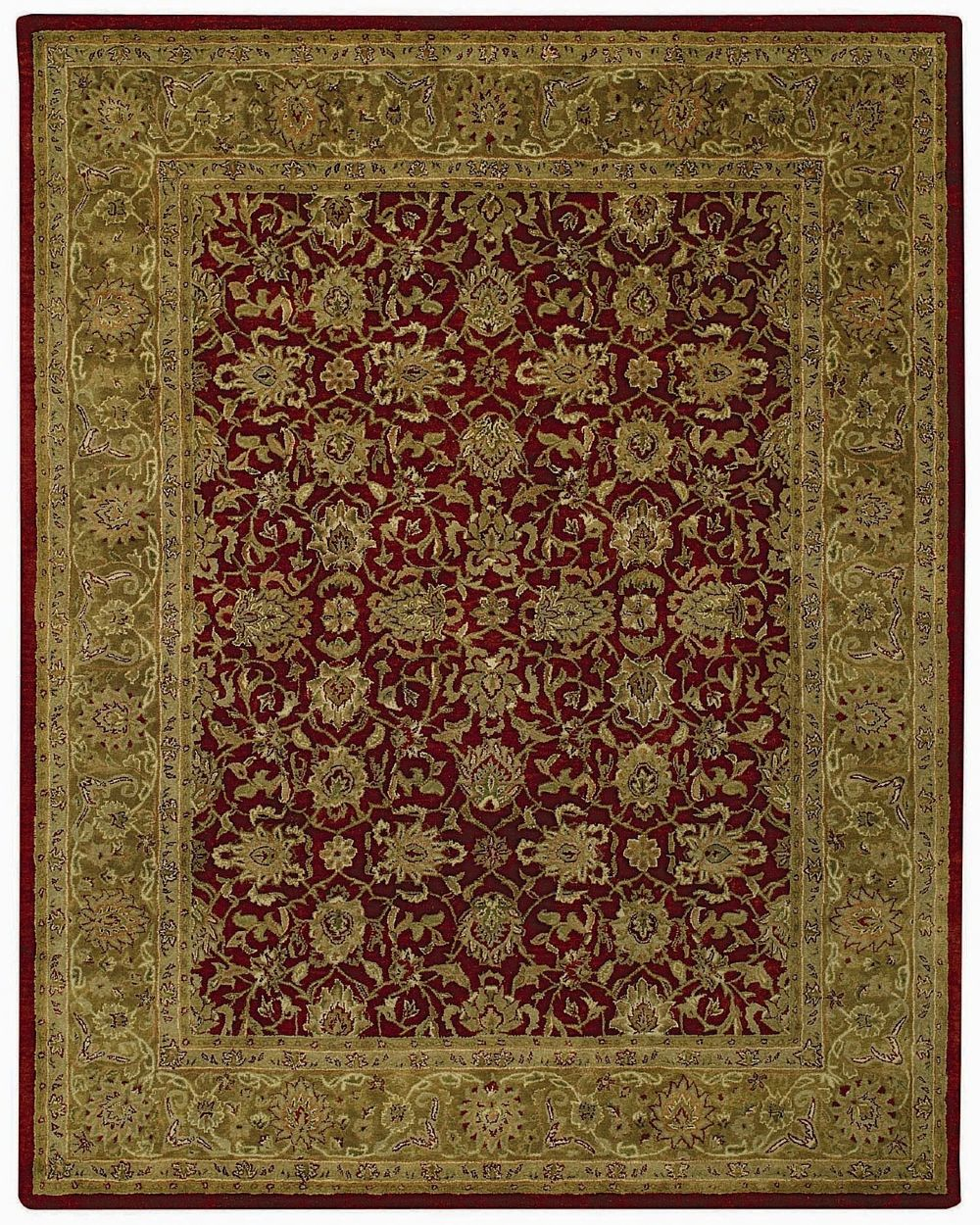capel orinda-meshed traditional area rug collection