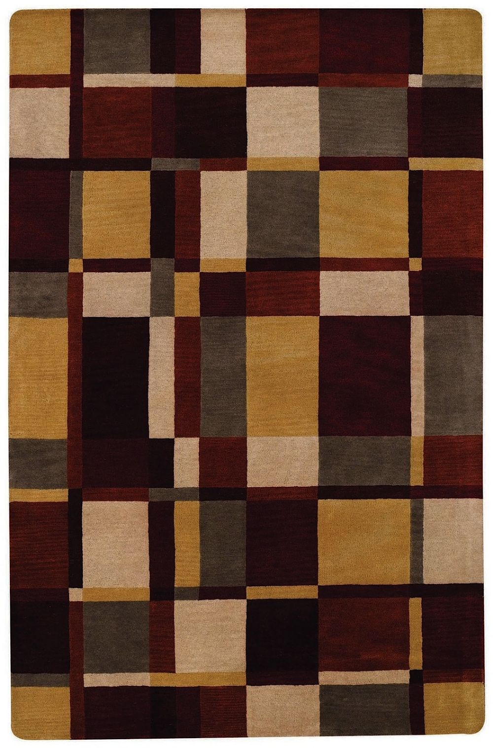 capel left bank contemporary area rug collection