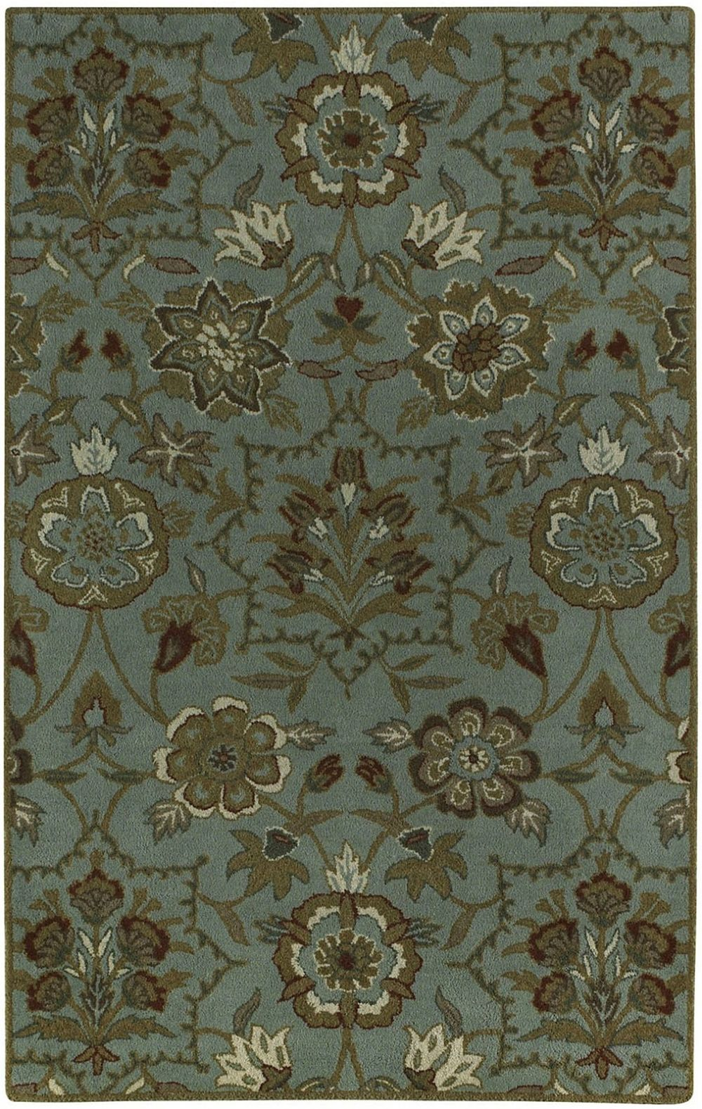 capel garden terrace transitional area rug collection