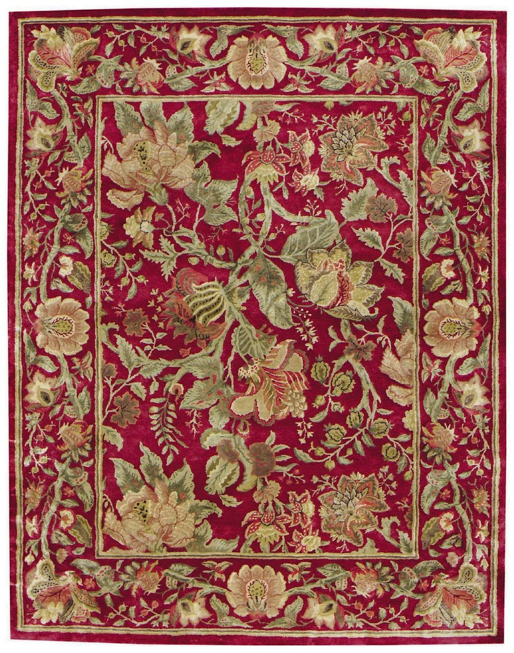 capel garden farms transitional area rug collection