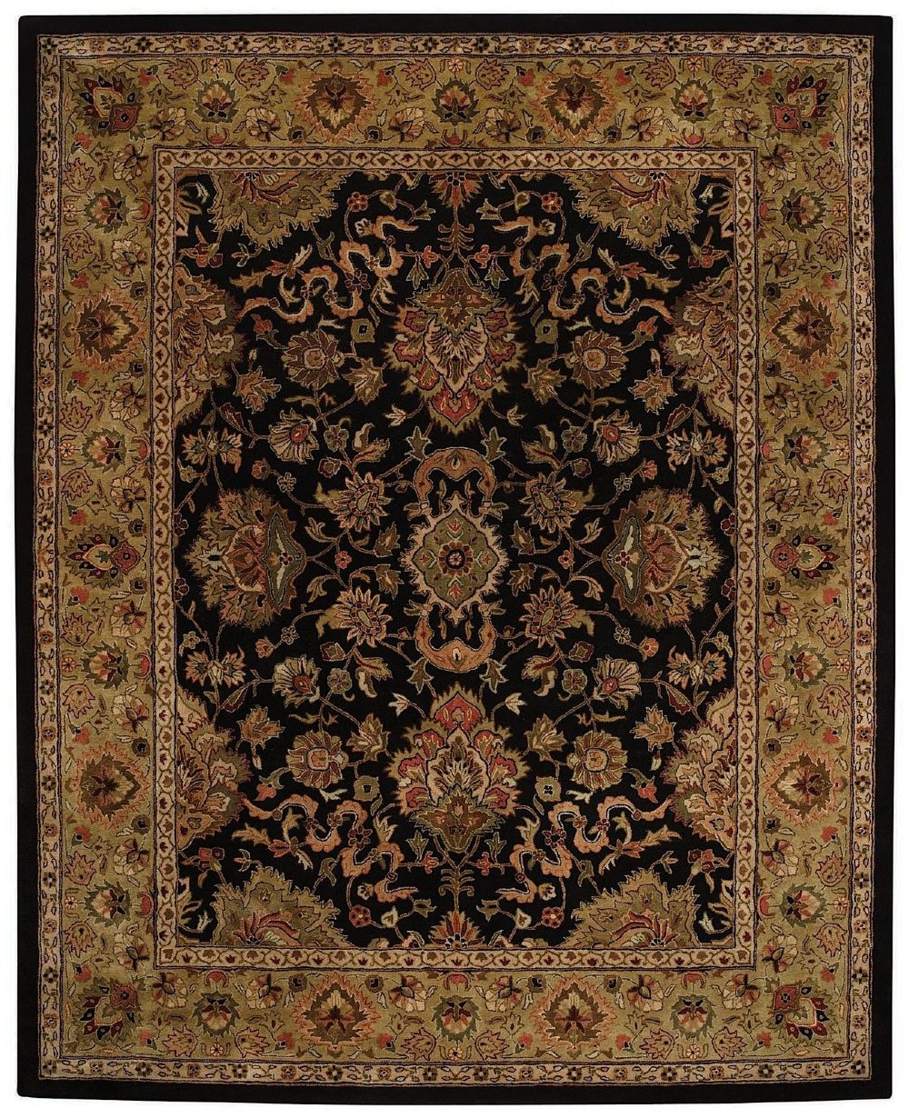 capel forest park-mahal traditional area rug collection