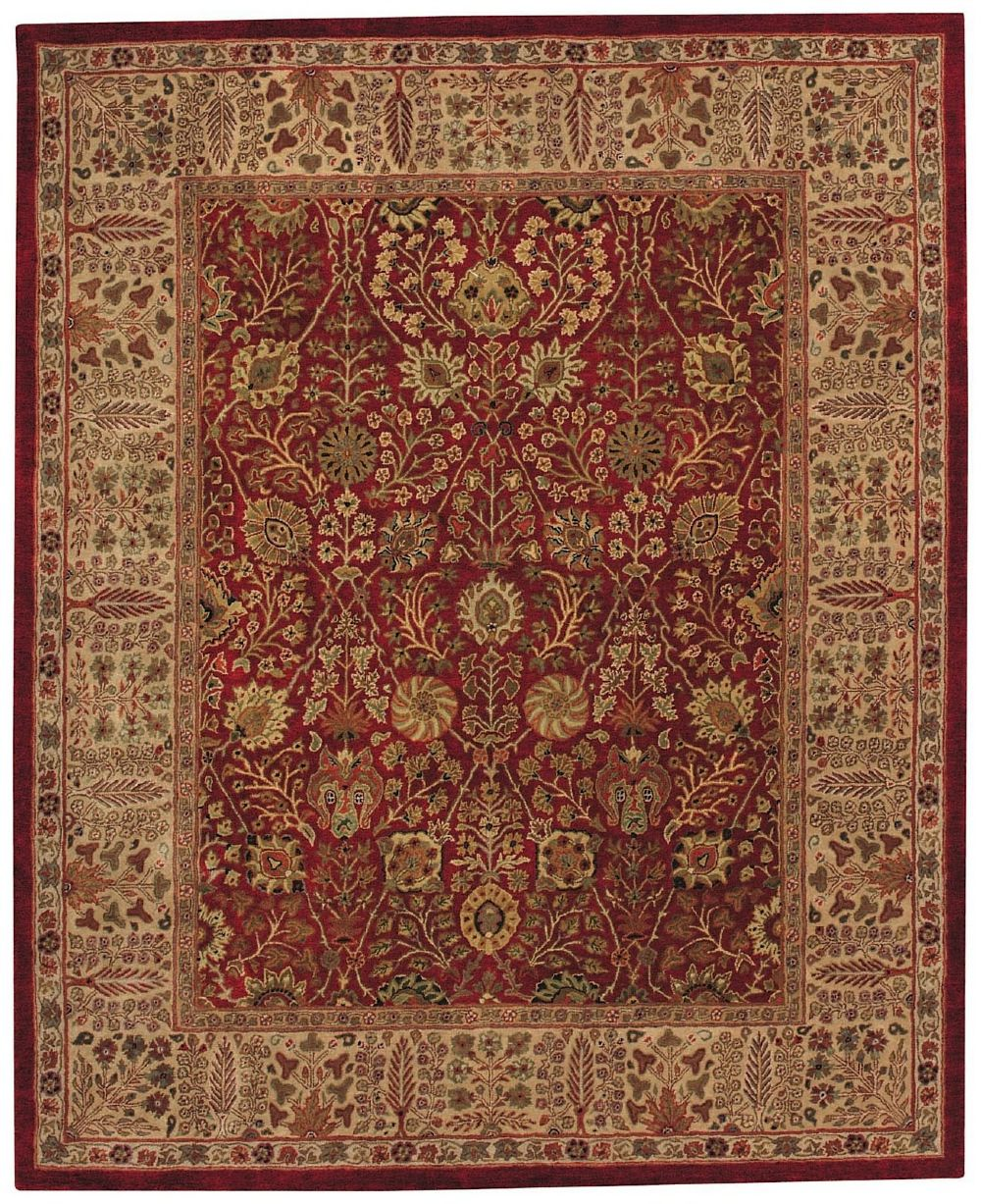capel forest park-persian cedars traditional area rug collection