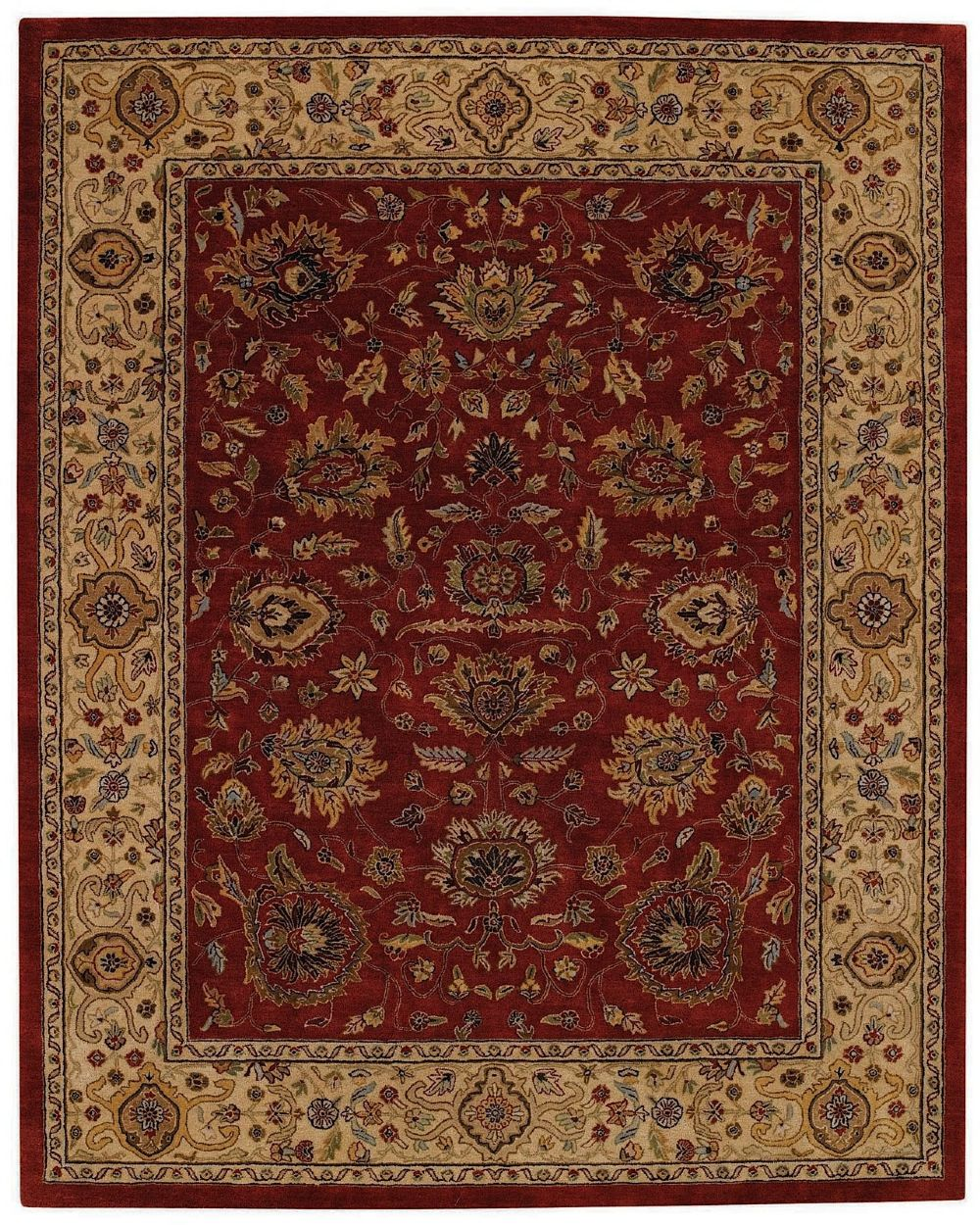 capel forest park-zieglar traditional area rug collection