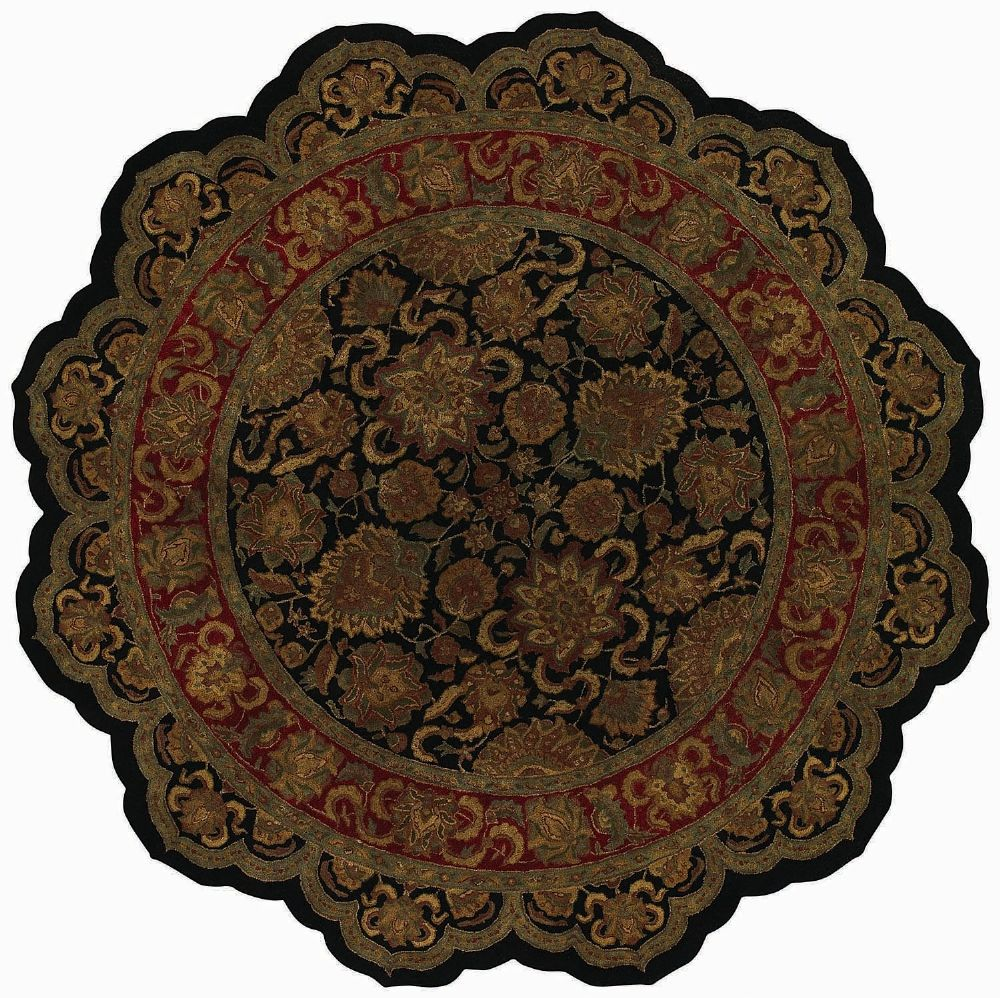 capel forest park-agra transitional area rug collection