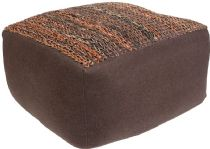 Surya Contemporary Aija pouf/ottoman Collection