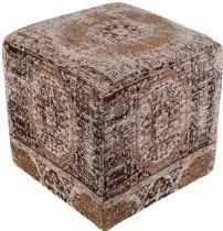 Surya Traditional Amsterdam pouf/ottoman Collection