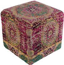 Surya Traditional Amsterdam pouf/ottoman Collection