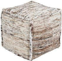 Surya Natural Fiber Bazaar pouf/ottoman Collection