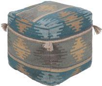 Surya Contemporary Adia pouf/ottoman Collection